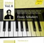 Schubert: Piano Works, Vol. 8