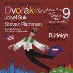 Dvorak Day: Monument Dedication Concert