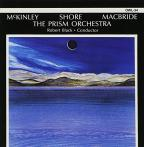 Prism Orchestra Plays McKinley, Shore, Macbride