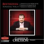 Beethoven: Sonatas, Vol. 4