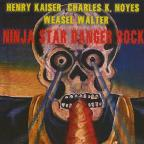 Ninja Star Danger Rock