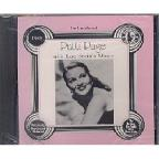 Uncollected Patti Page (1949): Patti Page With Lou Stein's Music
