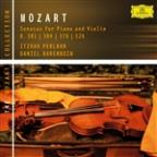 Mozart: Sonatas for Piano & Violin K. 301, K. 304, K. 378 & K. 526
