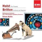 Holst : the Planets/Britten :Sinfonia Da Requiem