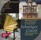 Johan Brouwer plays the 1679 Harpsichord by David Rubio