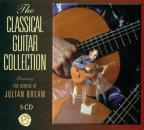 Classical Guitar Collection Featuring The Genius Of Julian Bream (5 CD
