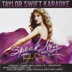 Speak Now: Taylor Swift Karaoke edition