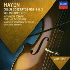 Virtuoso-Haydn: Cello Concertos