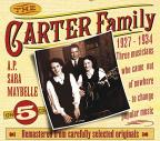 Carter Family: 1927-1934
