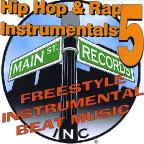 Hip Hop & Rap Instrumentals 5 (Freestyle Instrumental Beat Music)