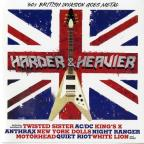 Harder and Heavier: 60's British Invasion Goes Metal