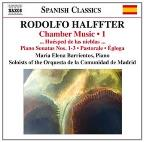 Rodolfo Halffter: Chamber Music, Vol. 1