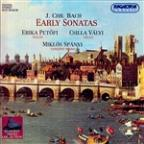 J. Chr. Bach: Early Sonatas