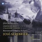 Dvorak: Symphony No. 2 & 3; Slavonic Dances
