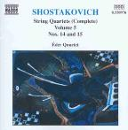 Shostakovich: String Quartets , Vol. 5