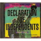 Declaration Of Independents, Part 2