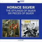 Classic Albums: The Stylings Of Silver / Six Pieces