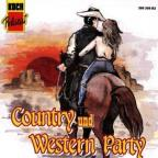 Country & Western Party