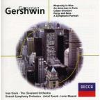 Gershwin: Rhapsody in Blue; Cuban Overture; An American in Paris; Porgy & Bess: A Symphonic Picture