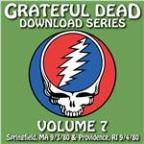 Grateful Dead Download Series Vol. 7: Springfield, Ma & Providence, Ri 9/3/80 & 9/4/80