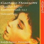 Donizetti: Chamber Music, Vol. 1