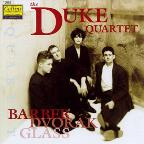 Dvorak/Barber/Glass