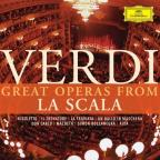 Giuseppe Verdi: Great Operas From La Scala