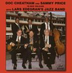 Doc Cheatham and Sammy Price in New Orleans with Lars Edegran's Jazz Band