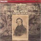 Schumann: Piano Quartet, Piano Quintet / Beaux Arts Trio
