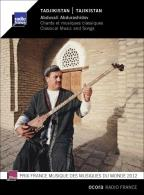 Tajikistan: Classical Music and Songs
