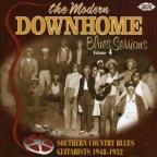 Modern Downhome Blues Sessions, Vol. 4: Southern Country Blues Guitarists 1948 - 1952