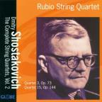 Shostakovich: The Complete String Quartets, Vol. 2