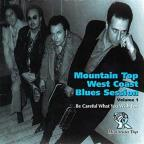 Mountain Top West Coast Blues Session, Vol. 1
