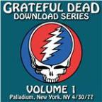 Grateful Dead Download Series Vol. 1: Palladium, New York, Ny, 4/30/77
