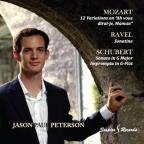 "Mozart: 12 Variations on ""Ah vous dirai-je, Maman""; Ravel: Sonatine; Schubert: Sonata in G Major; Impromptu in G-flat"