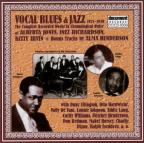 Vocal Blues & Jazz 1921-1930