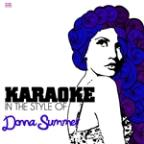 Karaoke - In The Style Of Donna Summer - Single