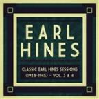 Classic Earl Hines Sessions (1928-1945) - Vol. 3 & 4