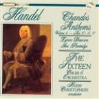Handel: Chandos Anthems, Vol. 4 - Nos. 10 & 11