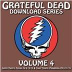 Grateful Dead Download Series Vol. 4: Capitol Theatre, Passaic, Nj, 6/18/76 & Tower Theatre, Philadelphia, Pa, 6/21/76
