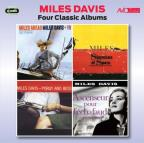 Four Classic Albums (Miles Ahead/Sketches of Spain/Porgy and Bess/Ascenseur Pour L'echafaud)