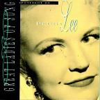Spotlight on Peggy Lee