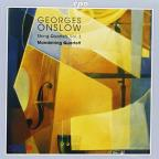 Georges Onslow: String Quartets, Vol. 3