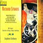 Strauss: Choral Works