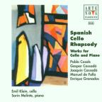 Spanish Cello Rhapsody
