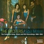 Soul Motion: The Complete Bang, Shout and RCA Recordings 1966-1969