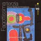 Fagottissima Terzia - Virtuoso Rarities For 3-6 Bassoons