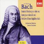 Bach J.S: Sonatas & Partitas For Violin Solo & Cello Solo