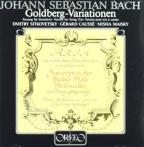 Johann Sebastian Bach: Goldberg-Variationen, Version for String Trio