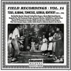 Field Recordings, Vol. 14: 1934 - 1950